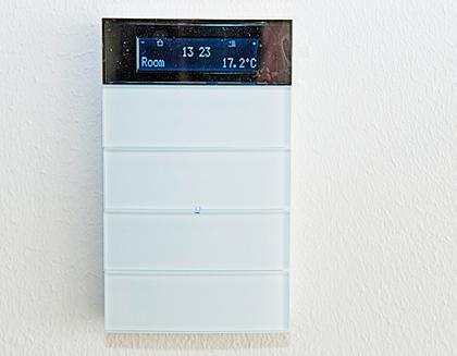 Lämpötila- ja valokytkin